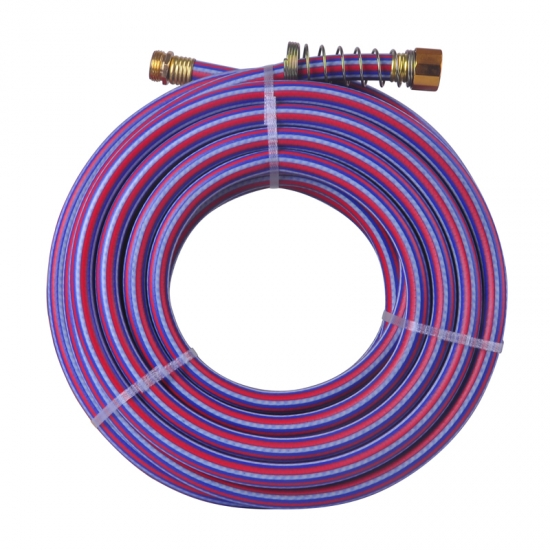 Flexible soft water hose